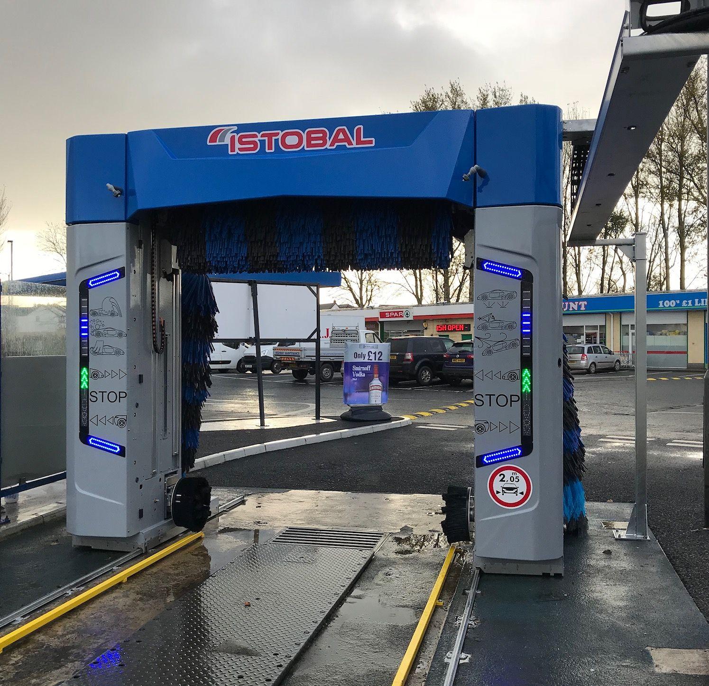 Car Wash, Truck Wash, Forecourt Equipment