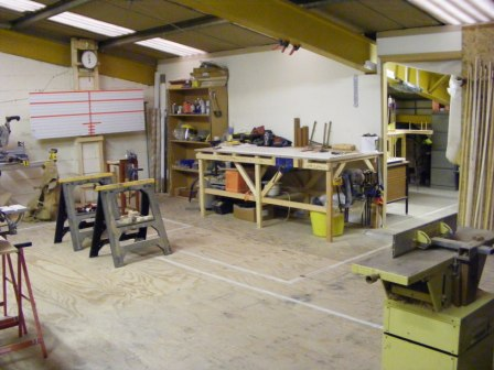 Longbow Making Course