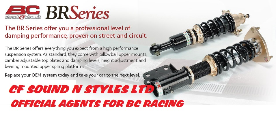 BC RACING COILOVERS BMW 3 Series M3 E46 Yrs 98-04 3 2