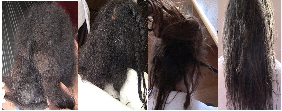 Take Down Remover Cream For Matted Hair