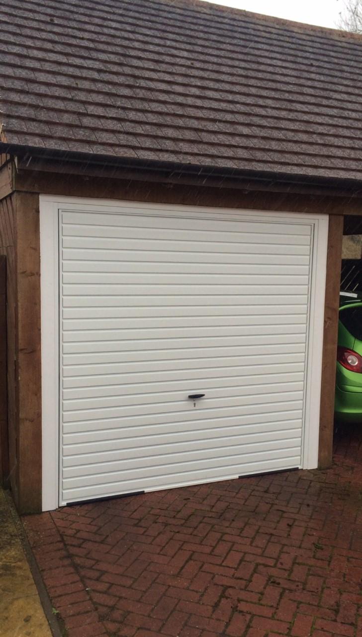 Cardale Merlin Horizontal Up And Over Garage Door