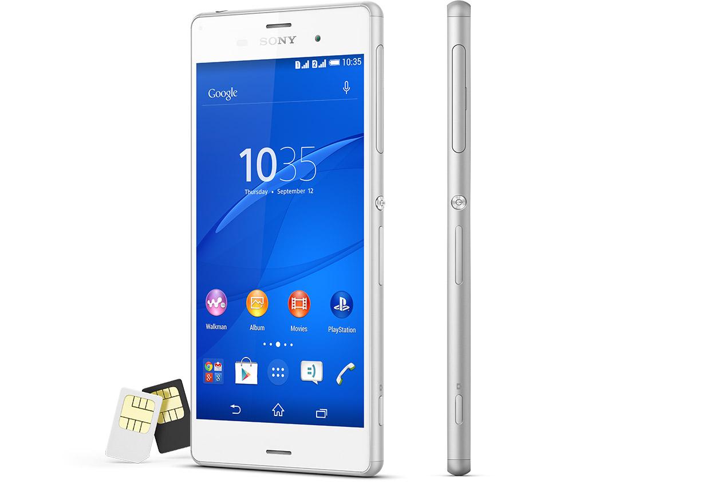 Camera Sony Dual Sim Android Phones sony xperia z3 dual d6633 sim 16gb unlocked 4g phone