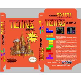 Tetris Zero