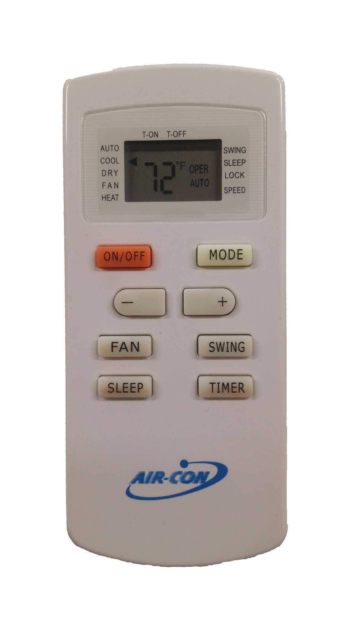 Aircon Mini Split Original Remote Control