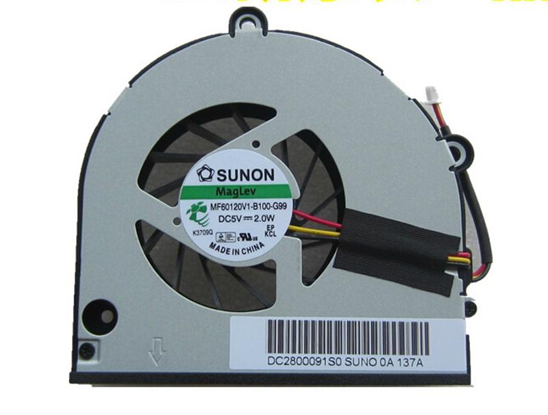 Toshiba Satellite C660 C660D Replacement Laptop CPU Cooling Fan