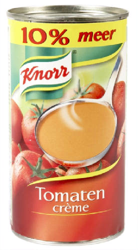 knorr tomato cr me soup tomatencr me soupe a la tomate cr me in can in blik 515 ml netto. Black Bedroom Furniture Sets. Home Design Ideas