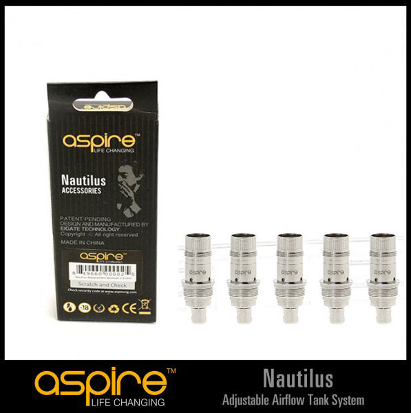 how to clean aspire bvc coils