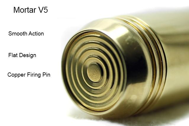 Mortar V5 by EDZ / EMI in stock!