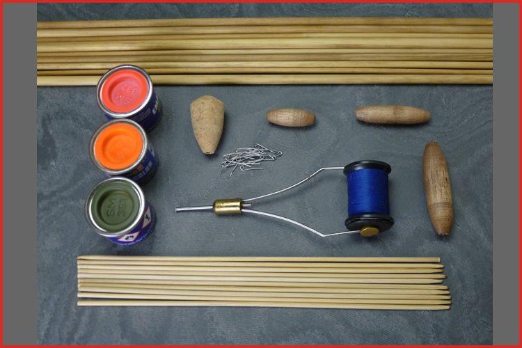 Fishing float DIY kits. Make your own fishing floats.