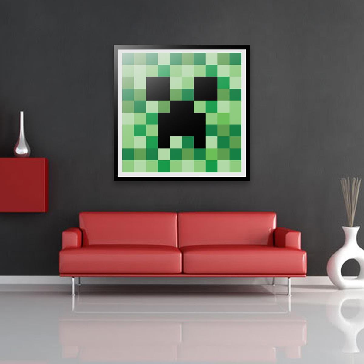 ... 8bit And Game Geek Art Prints ...