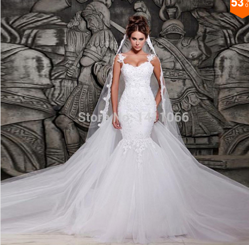 Super sexy wedding dresses