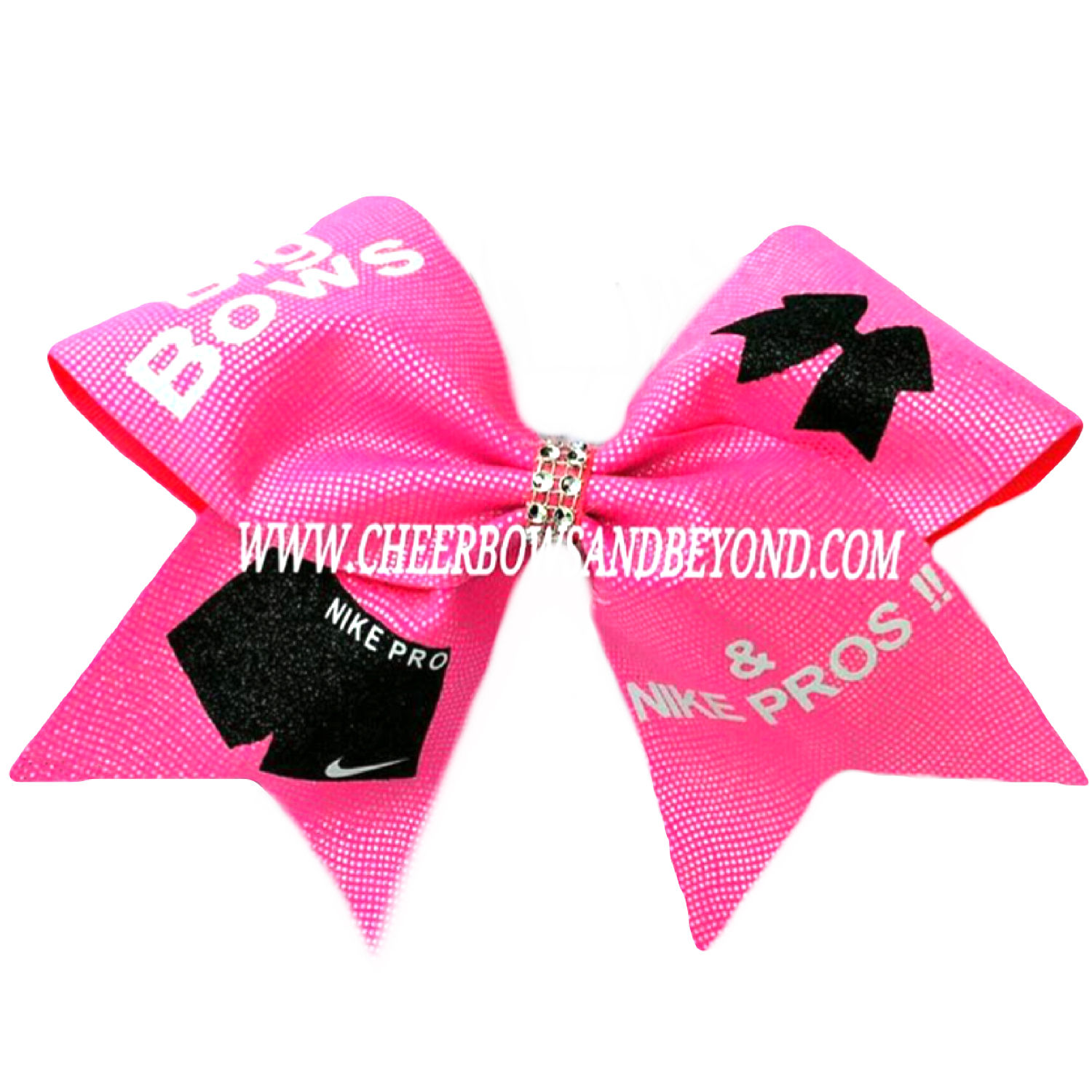 f7147c49239c8 Big Bows & Nike Pros Cheer & Dance Bow*Several Options*