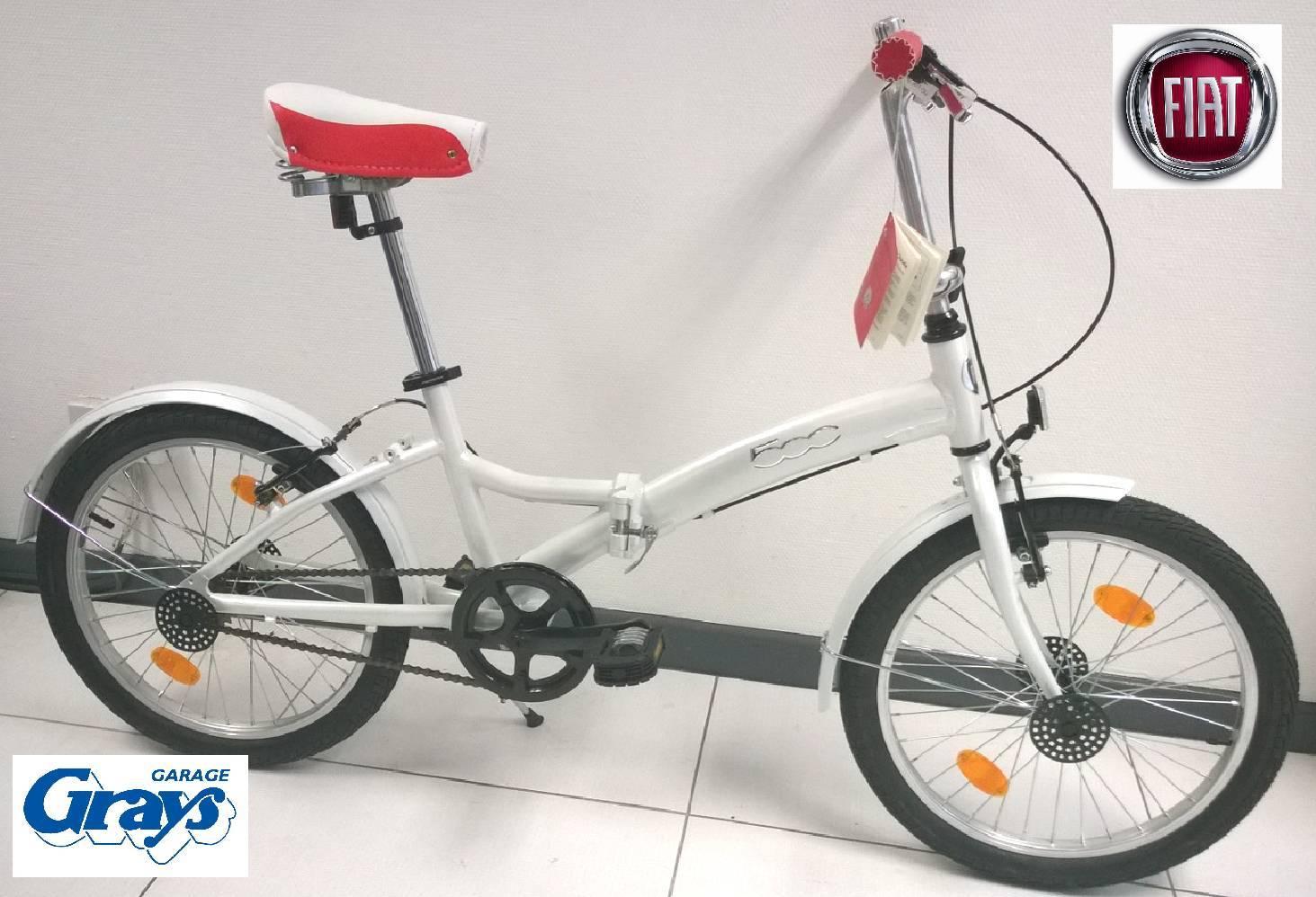 Fiat 500 Bike Fiat 500 Folding Bike Fiat 500 Pop Bike