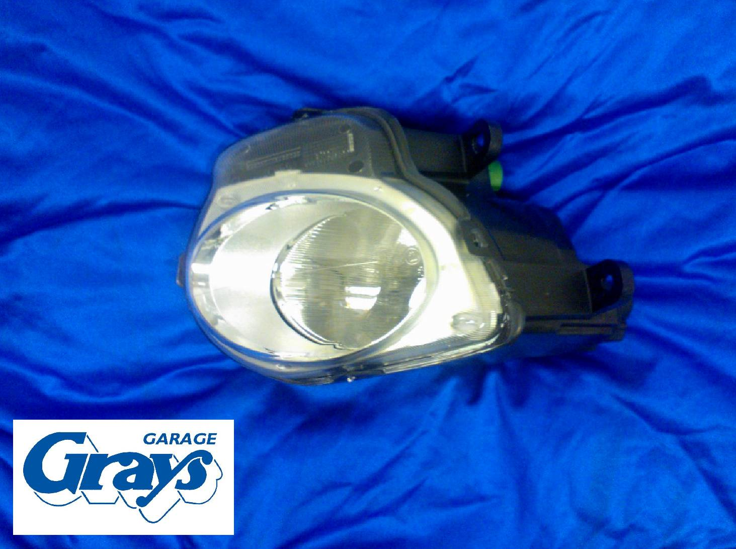 Fiat 500 Front Lamp Fiat 500 Day Light Front Light