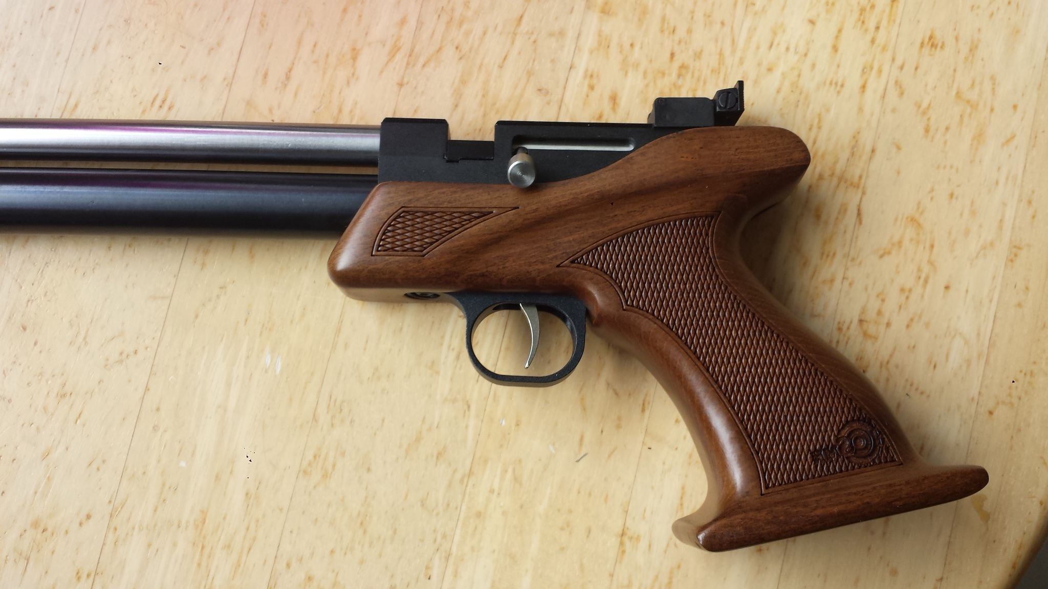 SMK CP1 Co2 target pistol High Quality Barrel