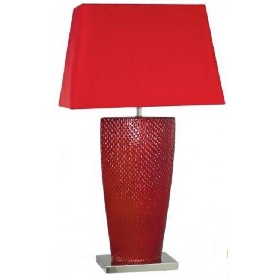 Table lamps bahama large table lamp red aloadofball Choice Image