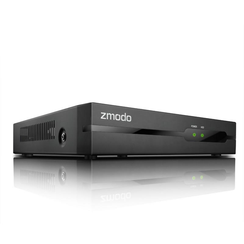 Zmodo 8 Channel Stand Alone DVR W/1TB HDD
