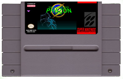 Super Metroid Phazon Hack 0 3