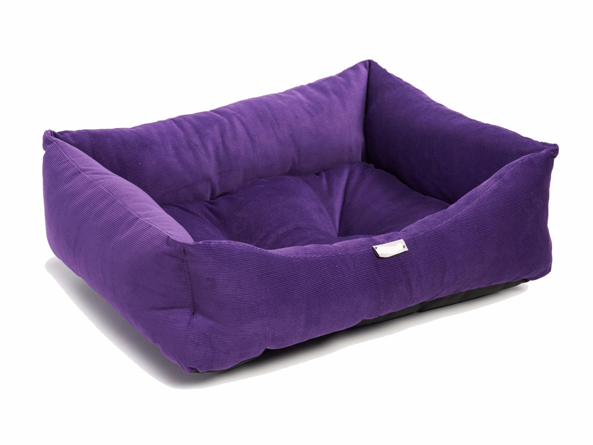 purple cord bed. Black Bedroom Furniture Sets. Home Design Ideas
