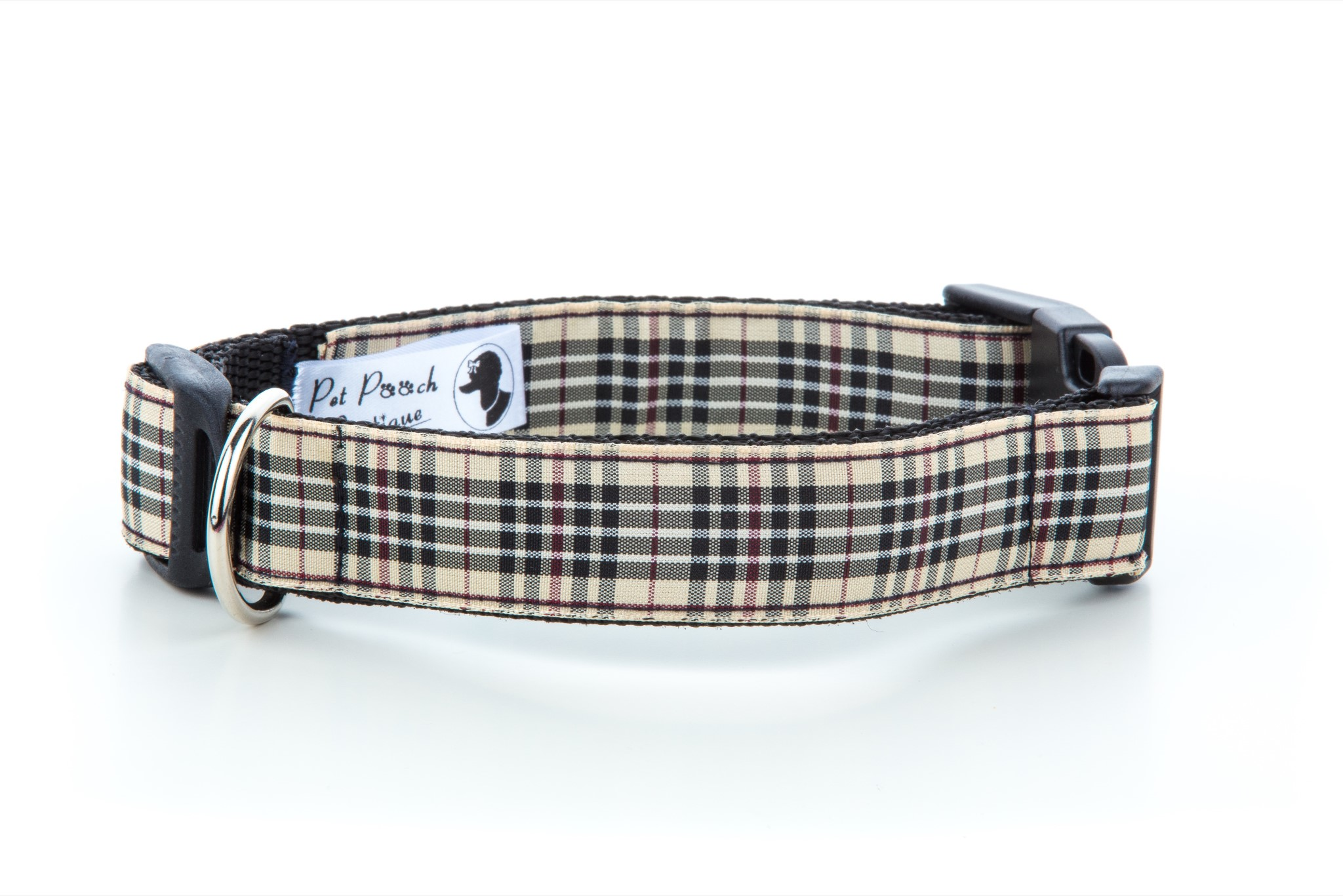 Burberry Dog Collars For Sale
