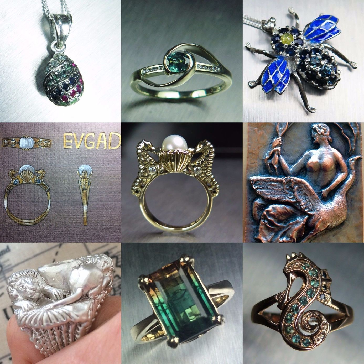 VOTE FOR EVGAD Jewellery