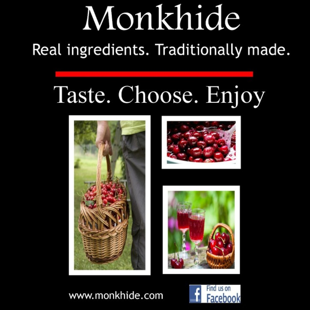 Monkhide christmas wine gifts
