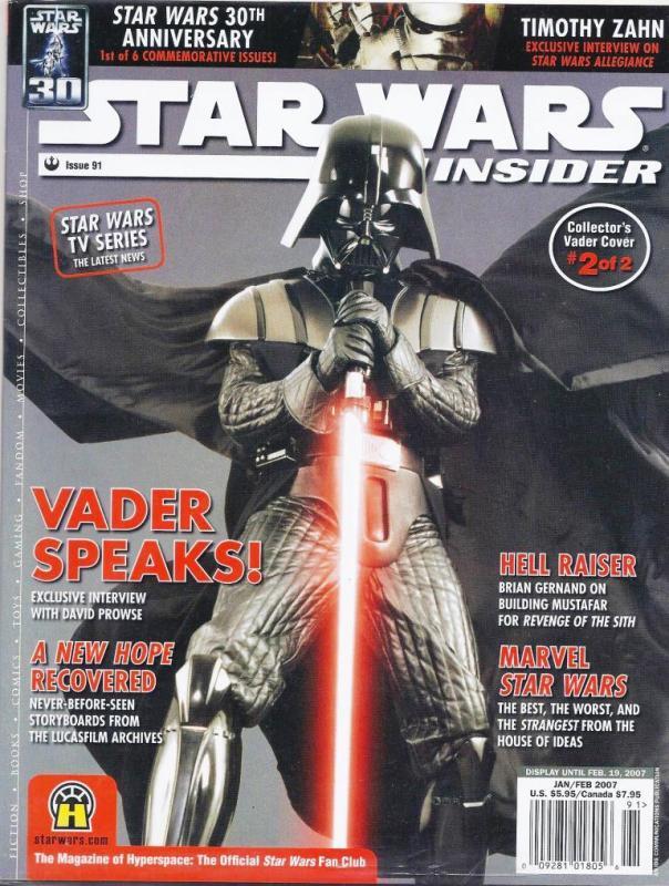 Star Wars Insider - 91