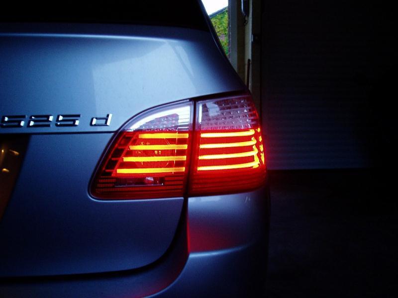E61 V6 Lci Tail Light Retrofit Cables