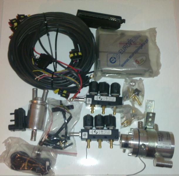 Betere 5 cylinder LPG conversion kit 850, S/V/C70 including T5 OI-15