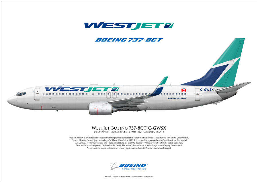 Free ecommerce store by for Interieur avion westjet