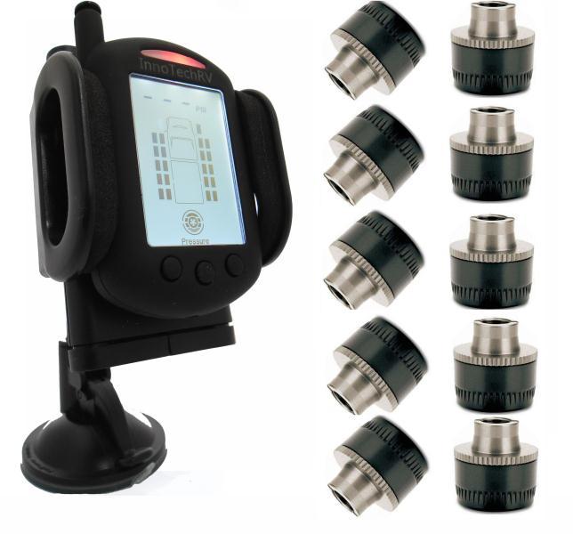 Innotechrv 10 Sensor Tire Pressure Monitoring System