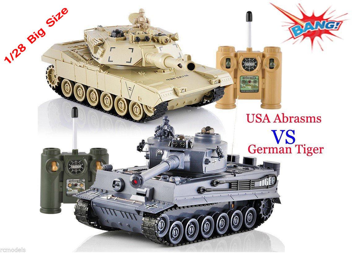 abrams tank vs tiger - photo #2