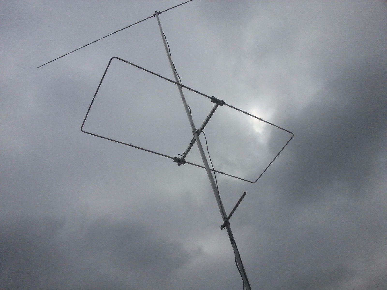 Moxon 6 Metre band 50MHz