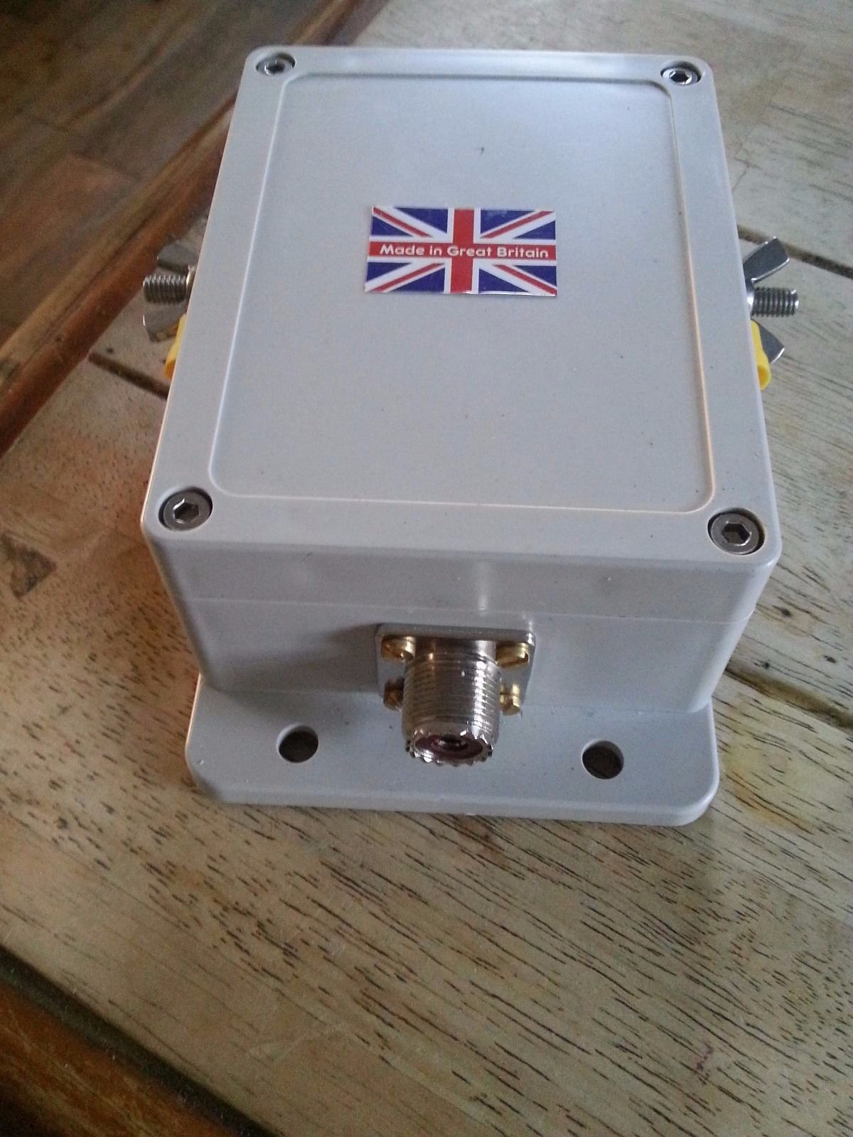 4:1 High Power Balun 1000watts 1 to 90MHz