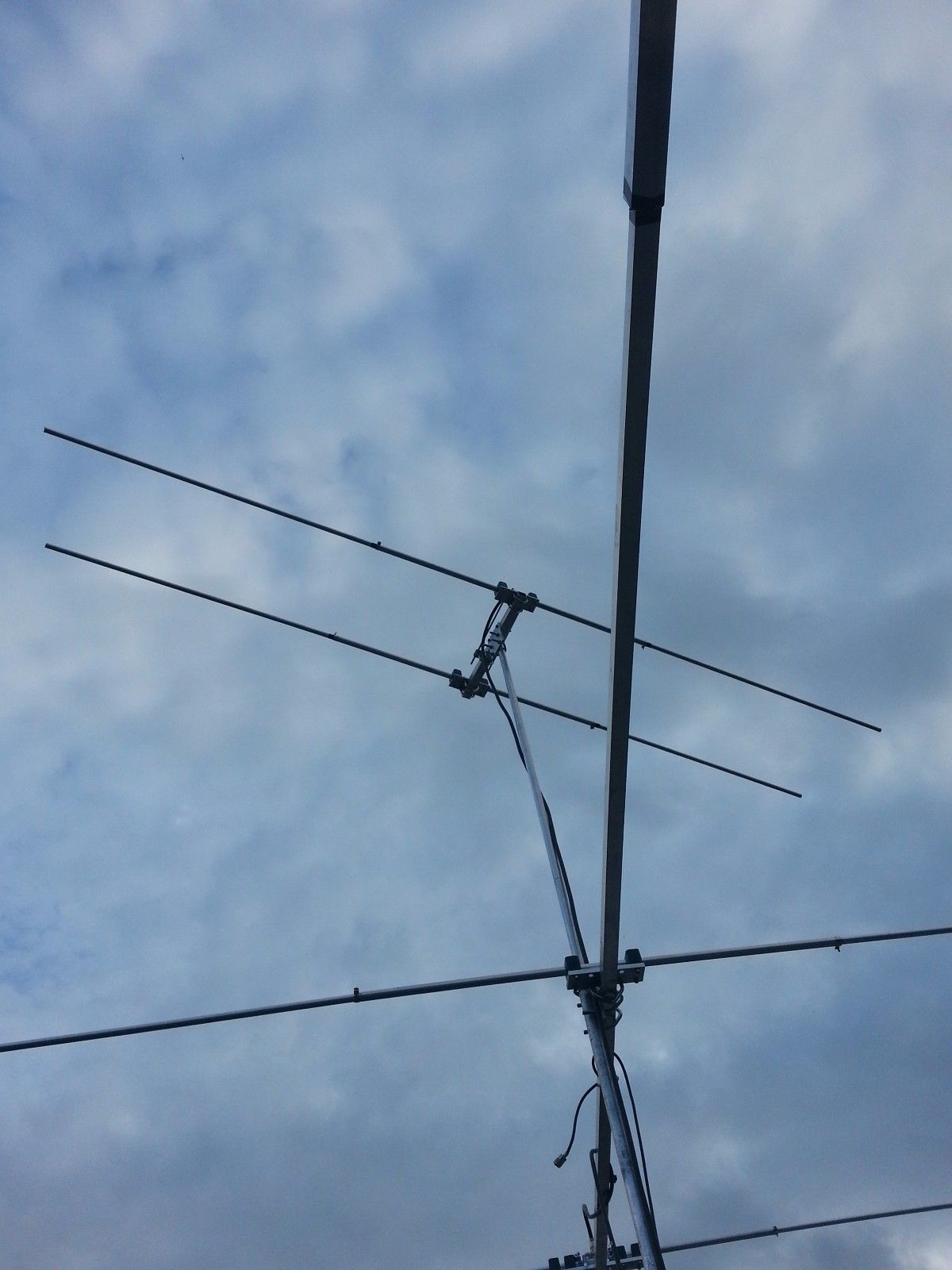 2 Element Yagi - 11 metres