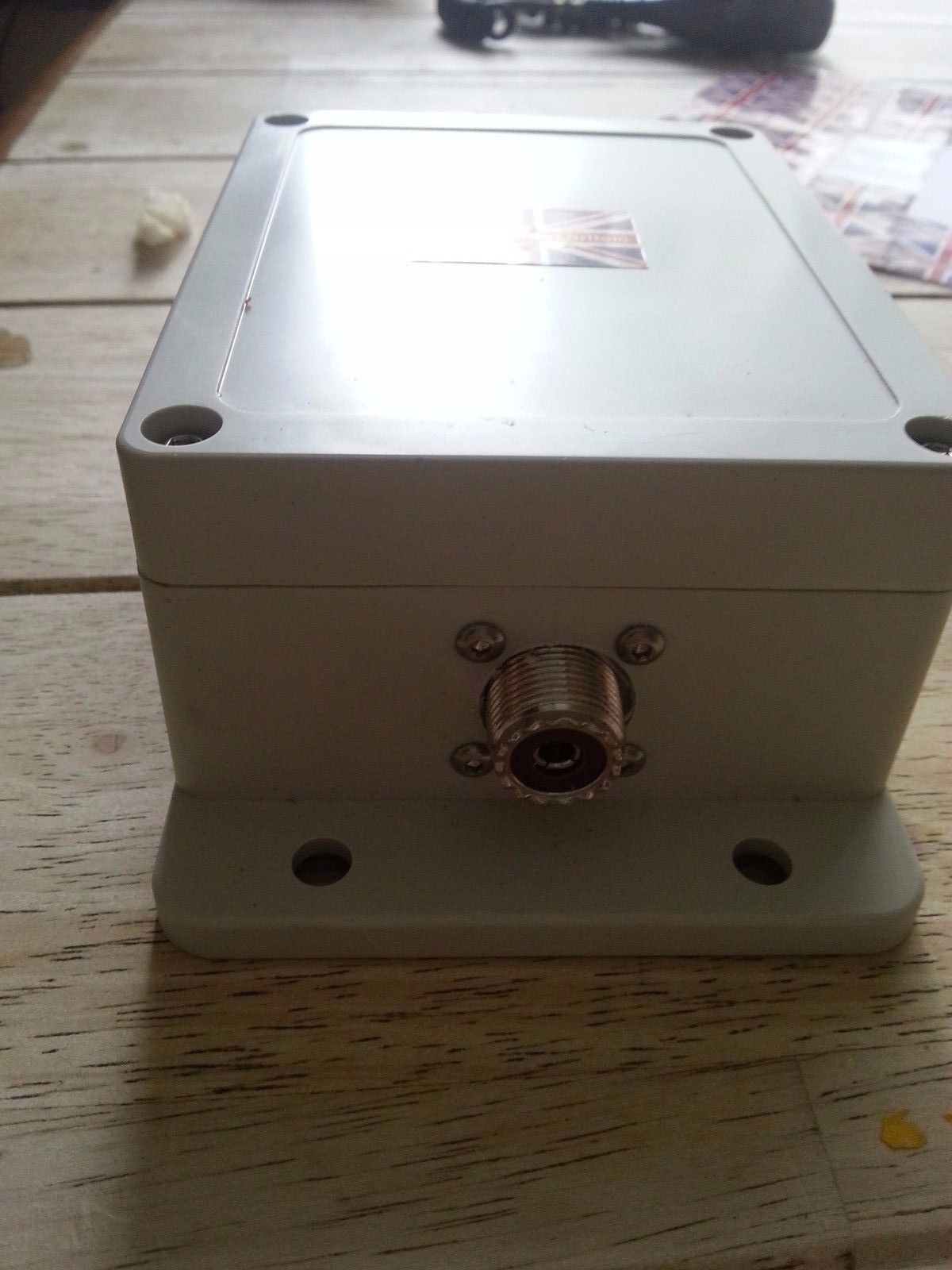 1:1 Current Balun 1.2kW 1.2kw watts 72MHz K Material so239 - so239