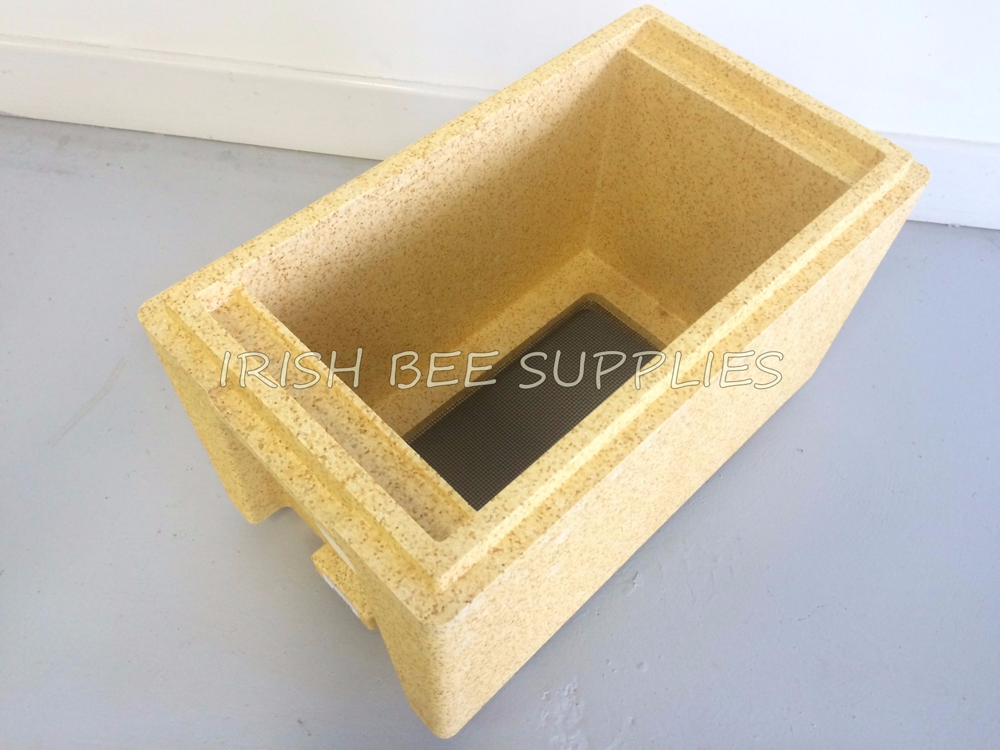 use bee blog out a feeders hive to keep feeder part the weatherstripping does ii ants how top backyard