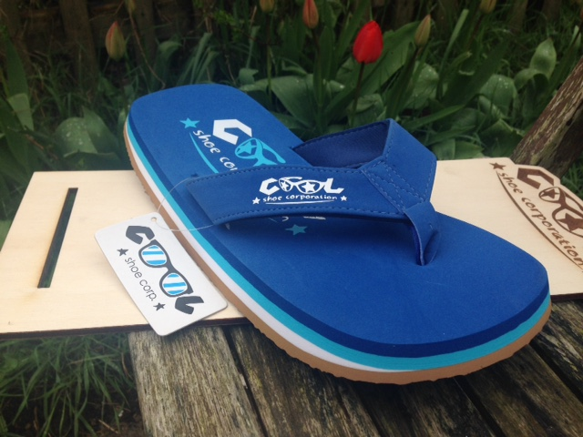 734ed09390e02c Cool Shoe Corporation Federal Blue