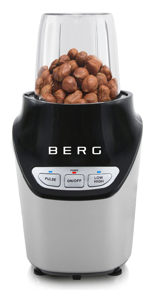 Berg 1000w Nutri Extractor Mini Blender
