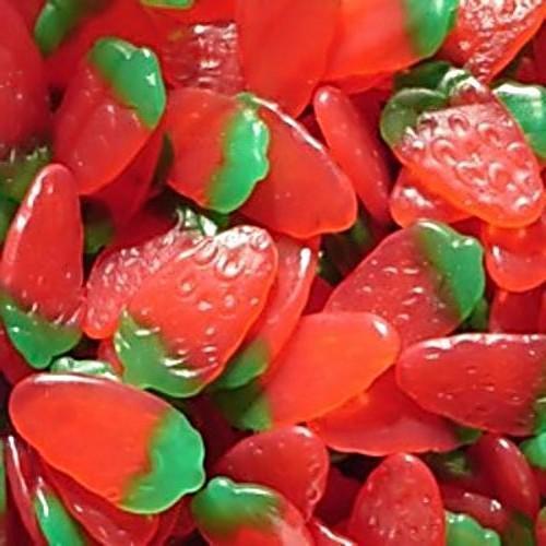 Strawberry Sweets: Haribo Giant Strawbs Sweets