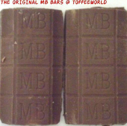Mb Original Scottish Chocolate Candy Bars X 3