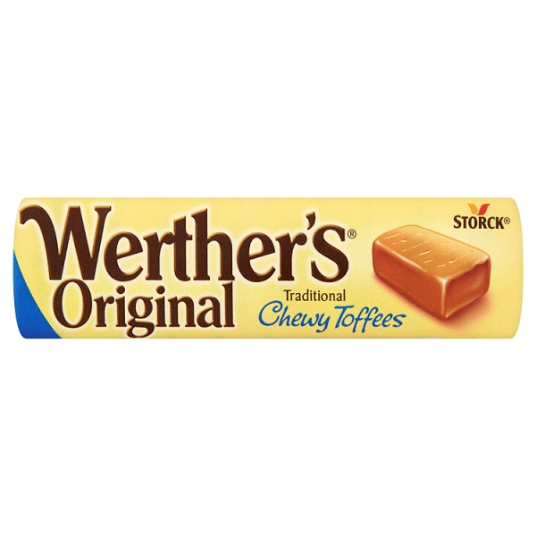 Werther S Original Chewy Toffees