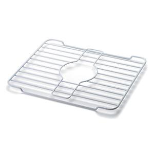 Kitchen Sink Protector Rack