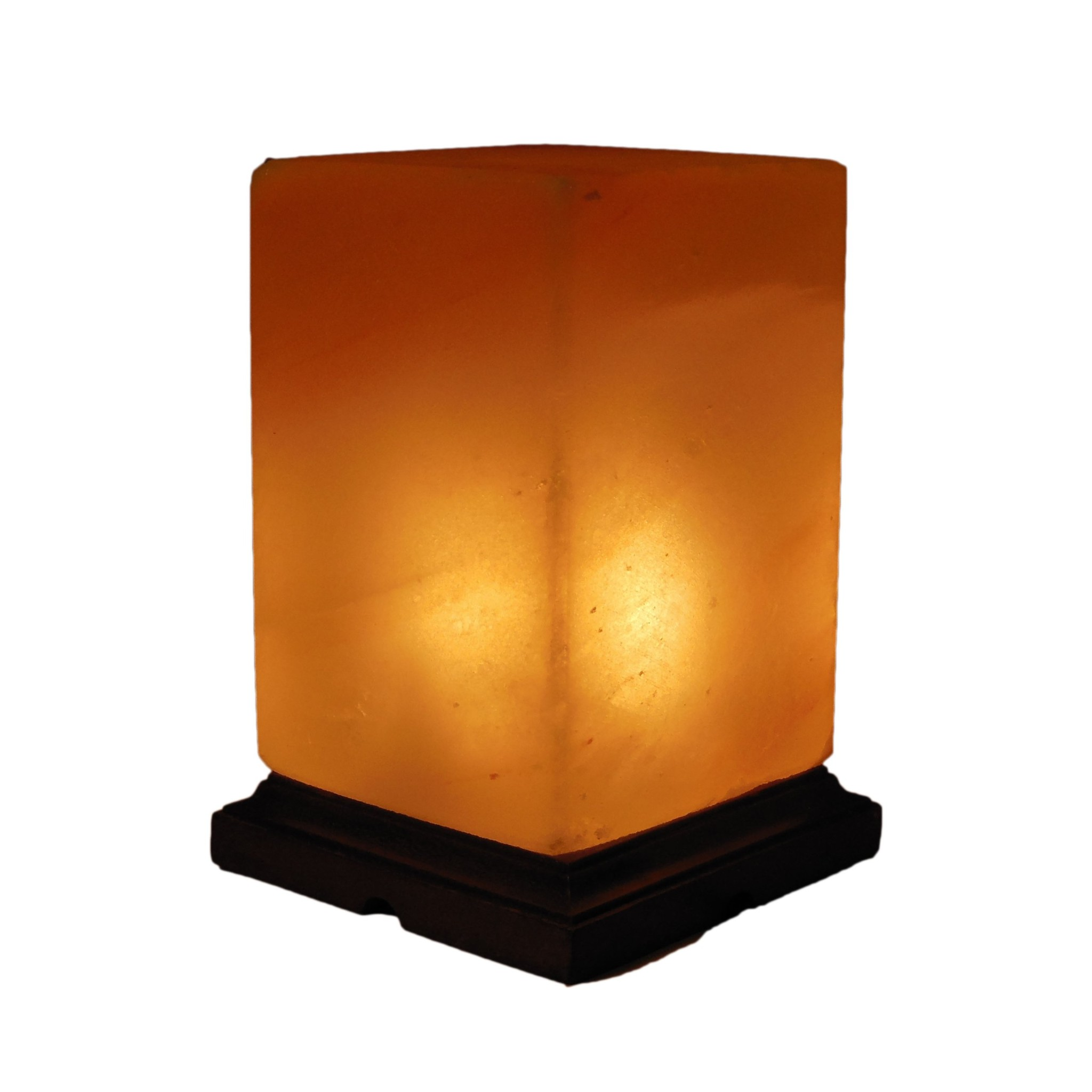 how to build a salt lamp