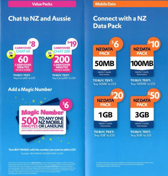 NEW ZEALAND 3 DEGREES PAY AS YOU GO SIM CARD NZ