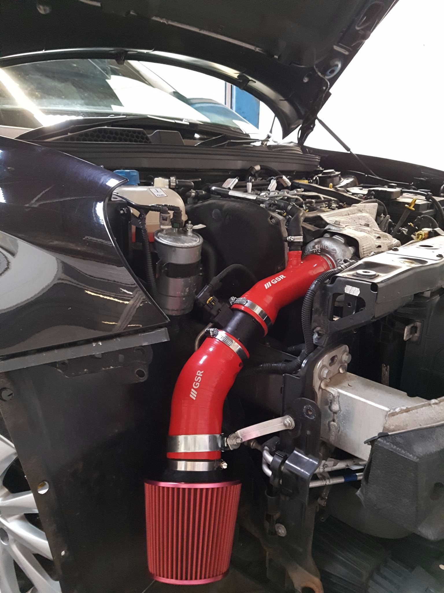 Alfa Romeo Giulia >> Giulietta 2.0 JTDm induction kit cold air intake