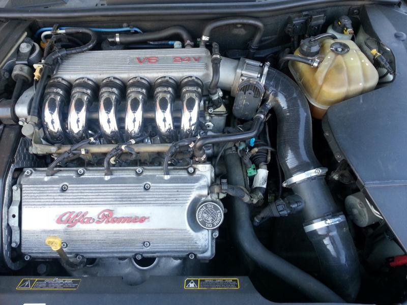 Alfa Romeo V6 Gsr Induction Kit