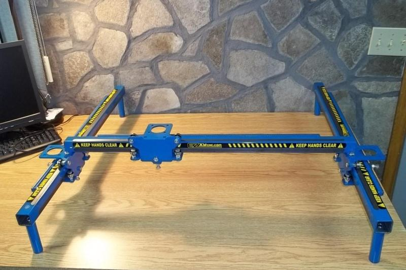 Cnc Plasma Table 2x2 Gantry Kit Bolt Down Version