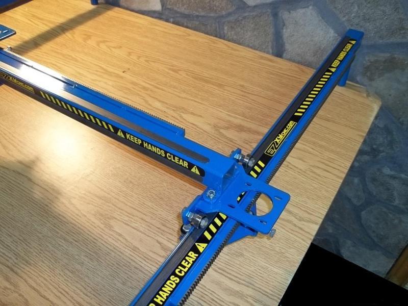 Cnc Plasma Table 2x2 Gantry Kit Bolt Down Version