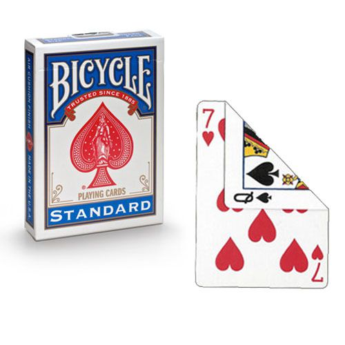 Gaff Deck - Double Faced Bicycle Cards